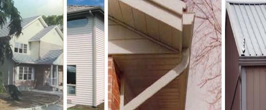 落水管安装基本示意图